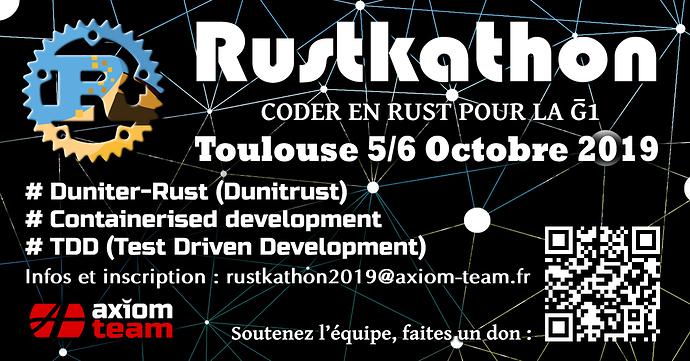 Rustkathon2019